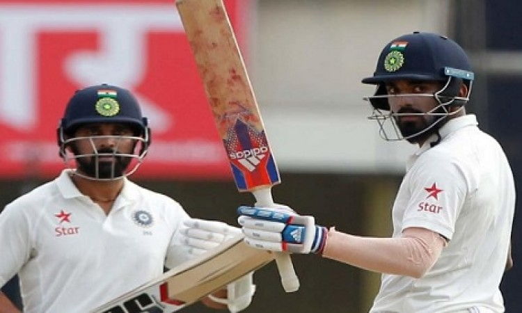 केएल राहुल और मुरली वजय ओपनर के तौर पर फेल, अब इस धमाकेदार ओपनर को तीसरे टेस्ट में मिलेगी जगह Images