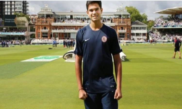 लॉर्डस क्रिकेट ग्राउंड पर अर्जुन तेंदुलकर ने ऐसा काम कर जीत लिया हर किसी का दिल Images