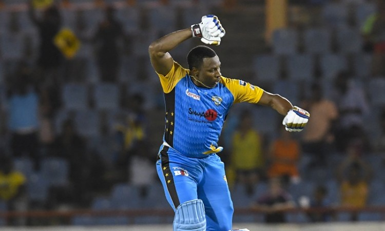 St Lucia Stars vs Barbados Tridents