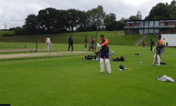 चौथे टेस्ट के लिए भारतीय टीम में 2 बदलाव, पृथ्वी शॉ और जडेजा को मिलेगा प्लेइंग इलेवन में मौका Images