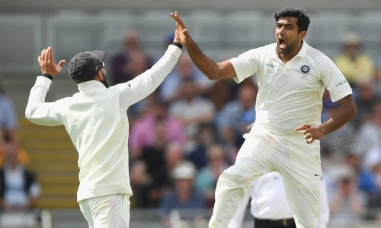 England finish day one on 285/9 against india