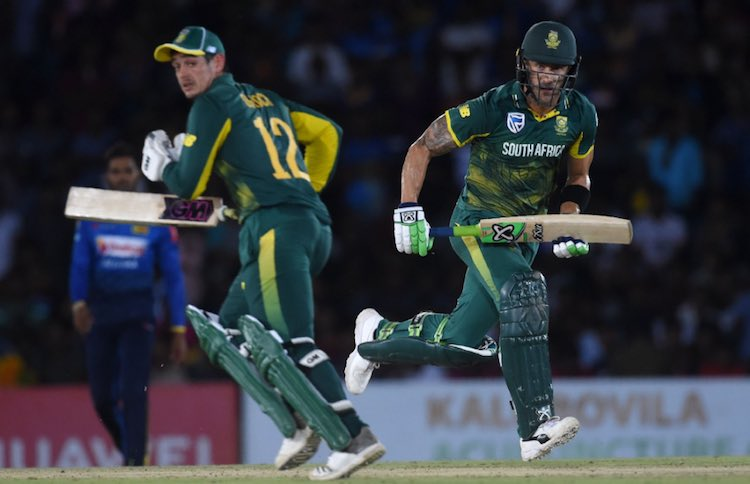 South Africa vs Sri Lank 2nd ODI