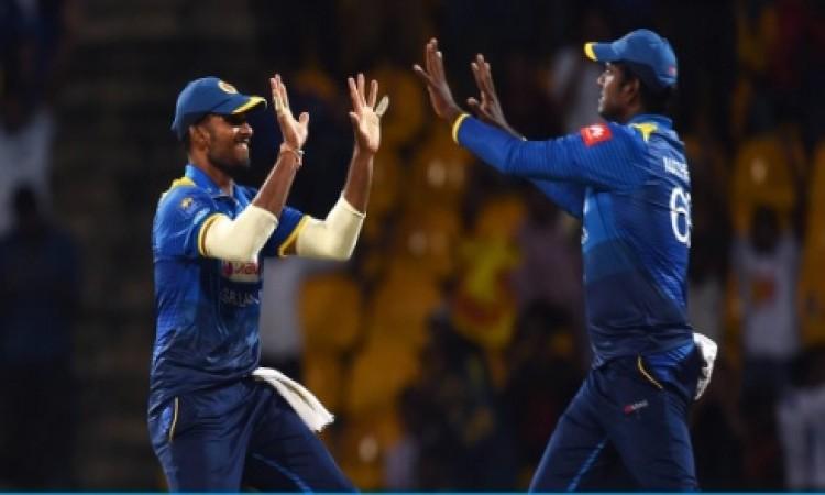 चौथा वनडे: बेहद ही रोमांचक मैच में 3 रन से जीता श्रीलंका, साउथ अफ्रीकी टीम आखिरी गेंद पर हारी मैच