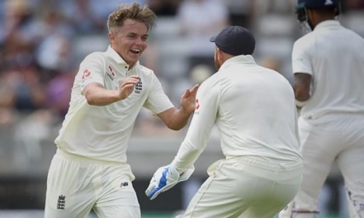 तीन विकेट लेकर सैम कुरेन ने इंग्लैंड के लिए रच दिया सबसे बड़ा रिकॉर्ड, साल 2008 के बाद पहली बार हुआ