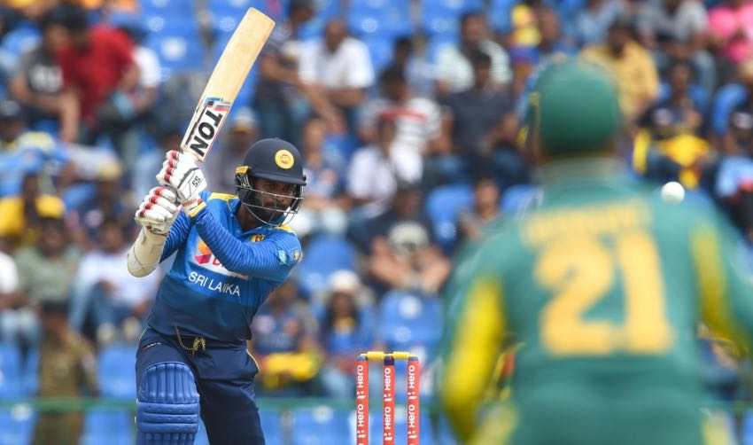 South Africa tour of Sri Lanka 2018