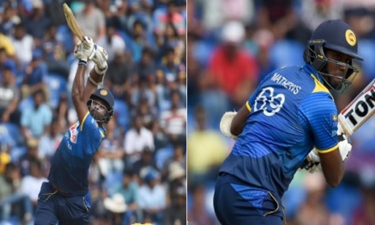 साउथ अफ्रीका के खिलाफ एक मात्र टी-20 के लिए श्रीलंका की टीम घोषित, जानिए Images