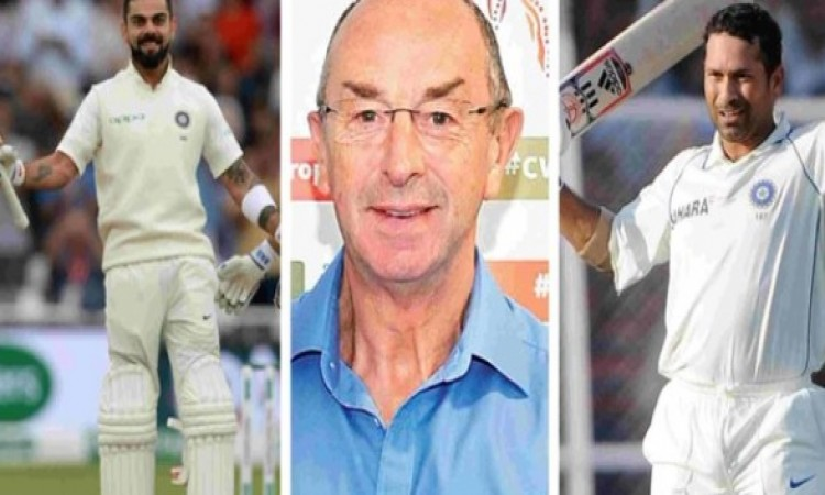 पूर्व क्रिकेटर का चौकाने वाला बयान, कोहली की तुलना सचिन से नहीं बल्कि इस दिग्गज से होनी चाहिए Images