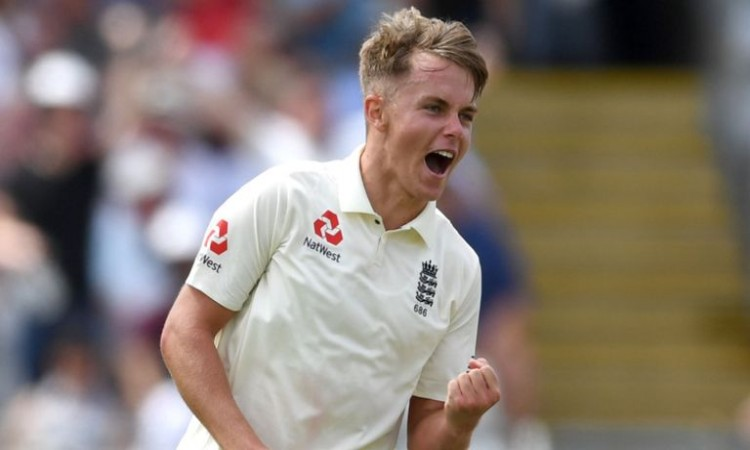 Joe Root praise young sam curran