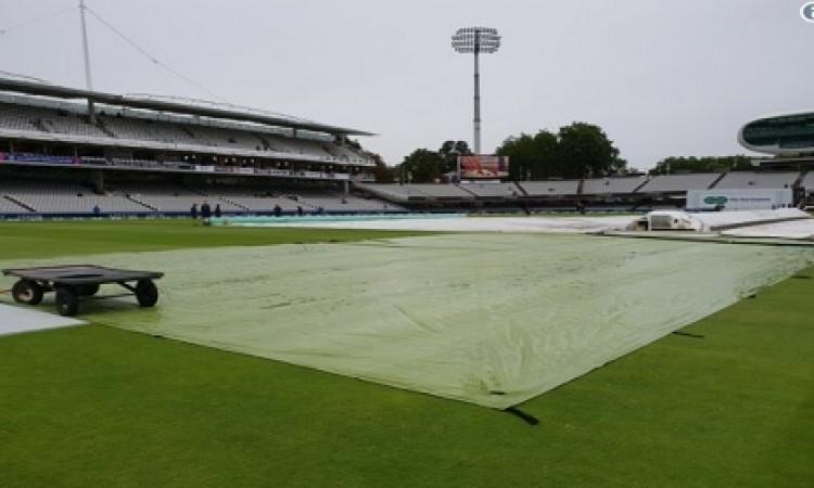 लॉर्ड्स टेस्ट: बारिश के कारण टॉस में देरी, जानिए कब शुरू होगा मैच UPDATE