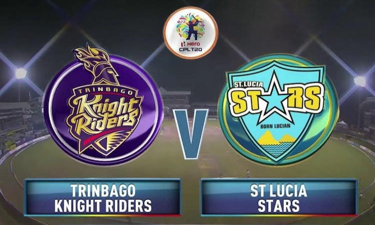 Trinbago Knight Riders vs St Lucia Stars
