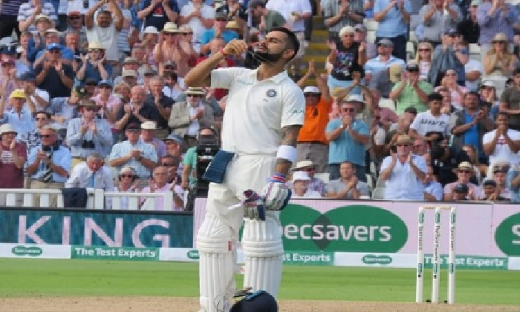 कोहली का खुलासा, क्रिकेट के इस फॉर्मेट में खेलना उनको है काफी पसंद Images