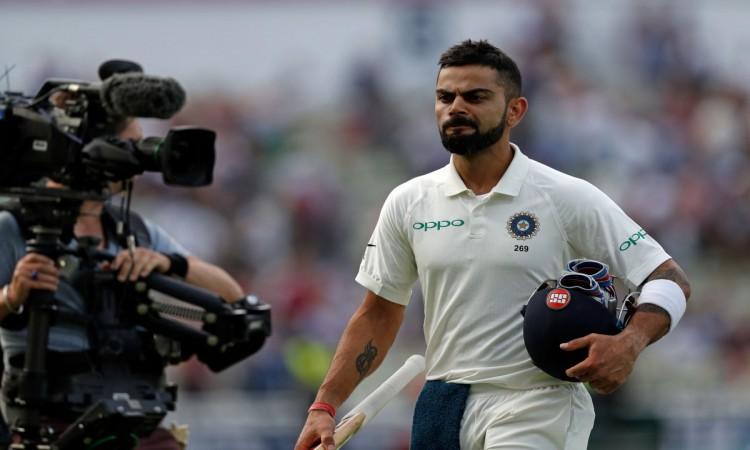पहले टेस्ट में इंग्लैंड ने भारत को 31 रन से हराया, कोहली की मेहनत गई बेकार Images
