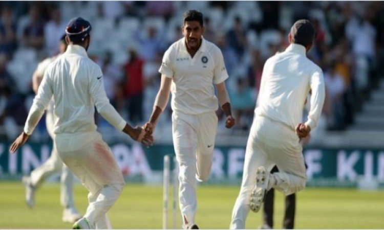 तीसरे टेस्ट में भारत ने इंग्लैंड को 203 रन से हराकर रचा इतिहास, कोहली की कप्तानी में हुआ कमाल Images