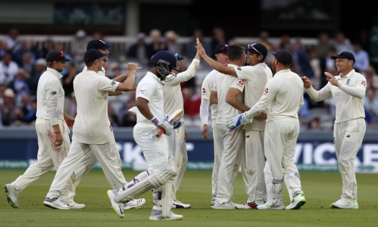England bundle out India For 107 on rain-hit day 2 Highlights