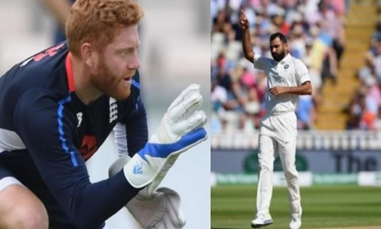 मोहम्मद शमी ने जॉनी बेयरस्टॉ पर दिया भड़काऊ बयान, क्रिकेट जगत में मची हलचल Images