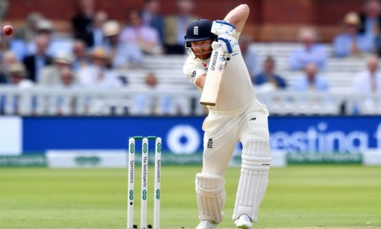 जॉनी बेयरस्टो ने जड़ा अर्धशतक, भारत के गेंदबाजों की हालत हुई खराब