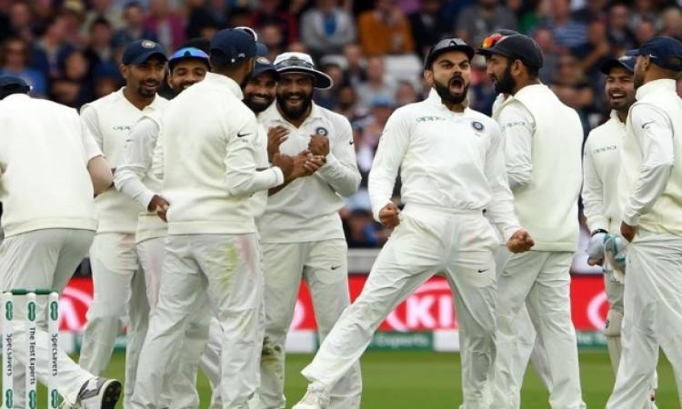तीसरे टेस्ट में भारत की 203 रनों से जीत, कोहली ने भारतीय कप्तान के तौर पर बना दिया रिकॉर्ड Images