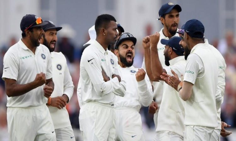 Images for India thrash England by 203 runs in 3rd Test
