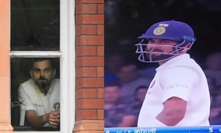 BREAKING फैन्स के लिए बुरी खबर,  इस कारण तीसरे टेस्ट से बाहर हो सकते हैं विराट कोहली Images