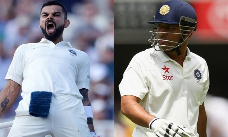 Virat Kohli scores his 15th Test century as captain
