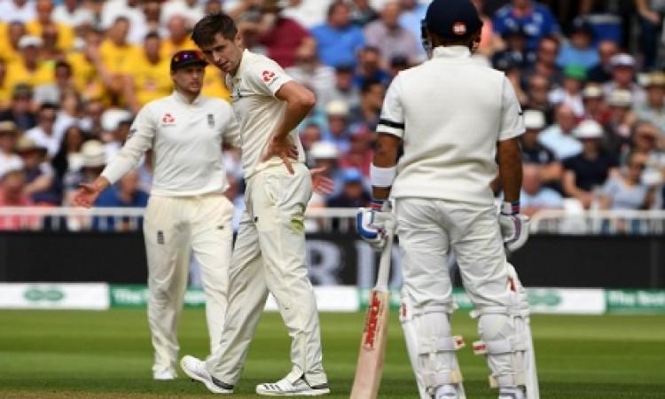 तीसरा टेस्ट: भारतीय टीम ने पहली पारी में साल 2011 के बाद बनाया ऐसा कमाल का रिकॉर्ड Images