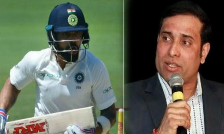 वीवीएस लक्ष्मण का हैरान करने वाला बयान, टेस्ट में कोहली को नहीं बल्कि इसे माना बेस्ट बल्लेबाज Images
