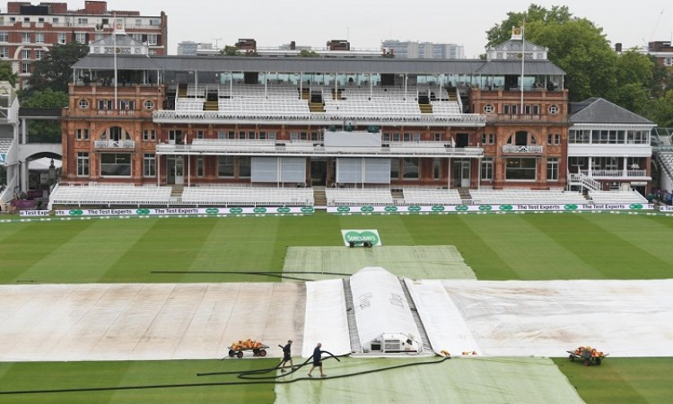 Incessant rain delays start of second Ind-Eng Test