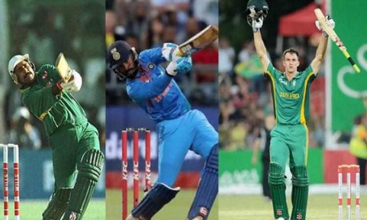 आखिरी गेंद पर छक्के से टीम को जिताने वाले  टॉप 5 बल्लेबाज, जानिए हर नाम है चौंकाने वाले