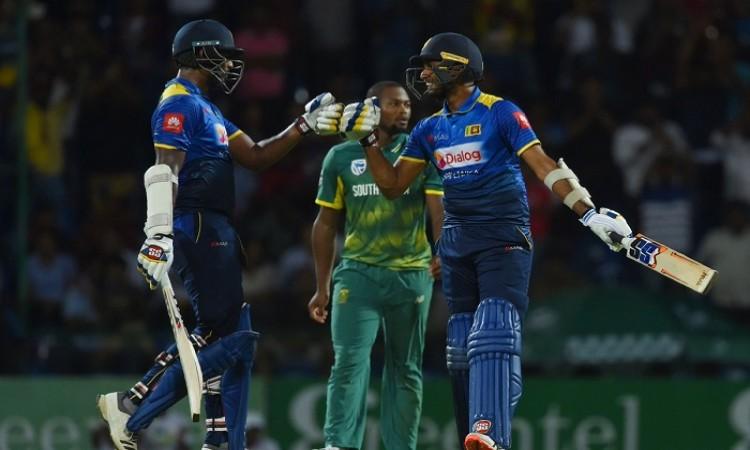 sri lanka vs south africa 5th odi live score