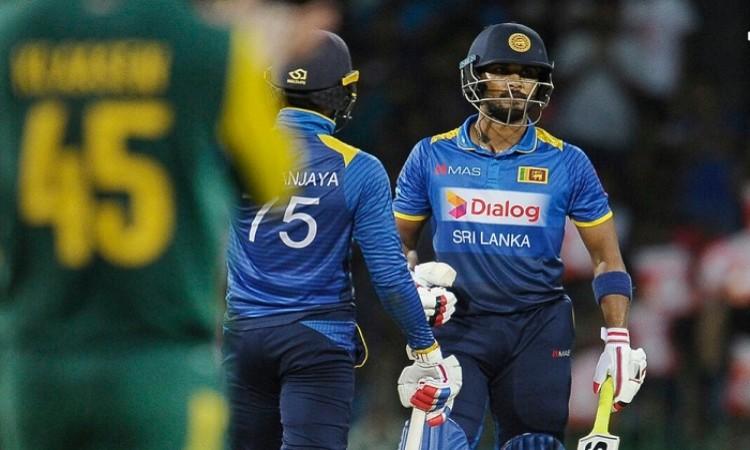 Sri Lanka vs South Africa T20I