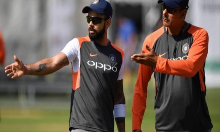 तीसरे टेस्ट में कोहली खेलेंगे या नहीं, रवि शास्त्री ने कर दिया ऐसा खुलासा Images