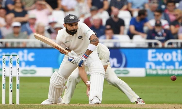 Virat Kohli vs England