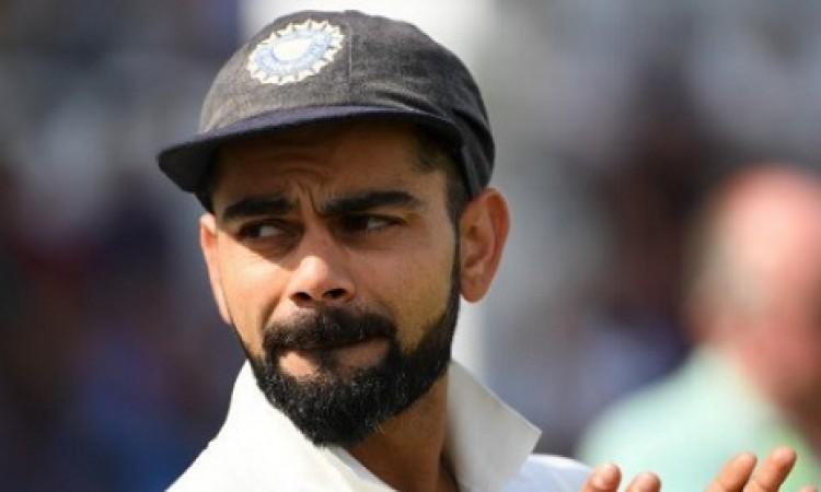 चौथे टेस्ट में कप्तान कोहली ने कर दिखाया ऐसा कारनामा जो पिछले 38 टेस्ट में नहीं हुआ था Images