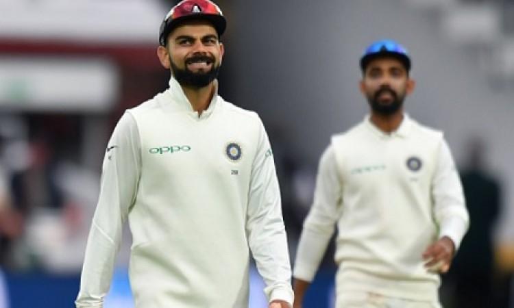 BREAKING विराट कोहली की फिटनेस को लेकर आई बड़ी खबर, जानिए तीसरा टेस्ट खेल पाएंगे या नहीं ? Images