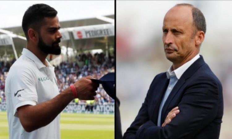 भारत की हार के लिए इंग्लैंड के पूर्व कप्तान नासिर हुसैन ने कोहली को जिम्मेदार ठहराया Images