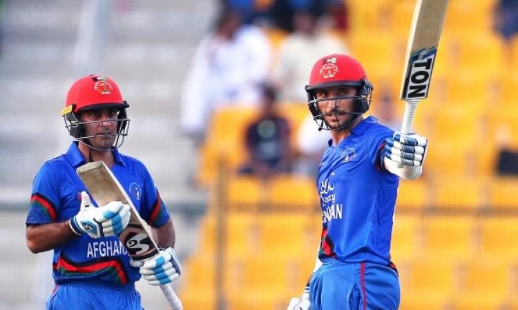 श्रीलंका के खिलाफ अफगानिस्तान के रहमत शाह ने खेली दिल जीतने वाली पारी, फैन्स हुए गद्गद Images