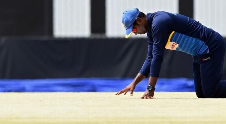 इस कारण एंजेलो मैथ्यूज को श्रीलंकाई टीम से किया गया बाहर Images