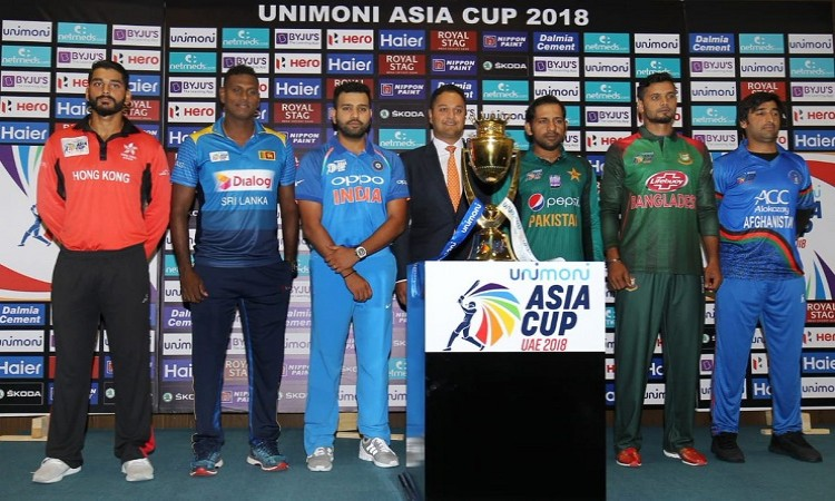 Asia Cup 2018 in UAE