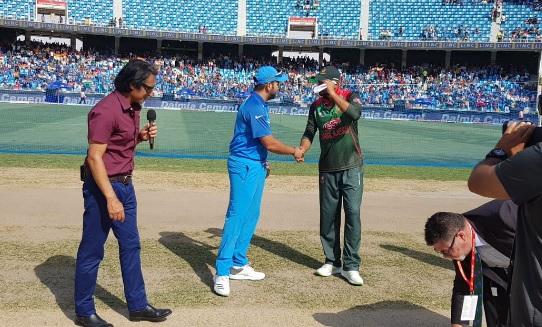 एशिया कप के फाइनल में इस कारण रोहित ने बांग्लादेश के खिलाफ टॉस जीतकर लिया पहले फील्डिंग करने का फैसल