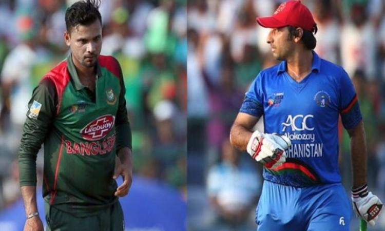 Asia Cup 2018: अफगानिस्तान के खिलाफ बांग्लादेश ने टॉस जीतकर पहले बल्लेबाजी करने का फैसला किया Images