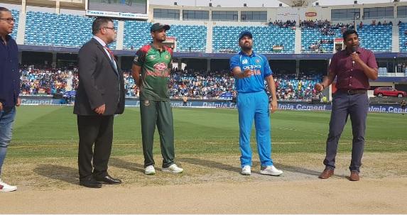 Asia Cup 2018: बांग्लादेश के खिलाफ भारत की प्लेइंग XI में हार्दिक पांड्या के बदले इस खिलाड़ी को मिला