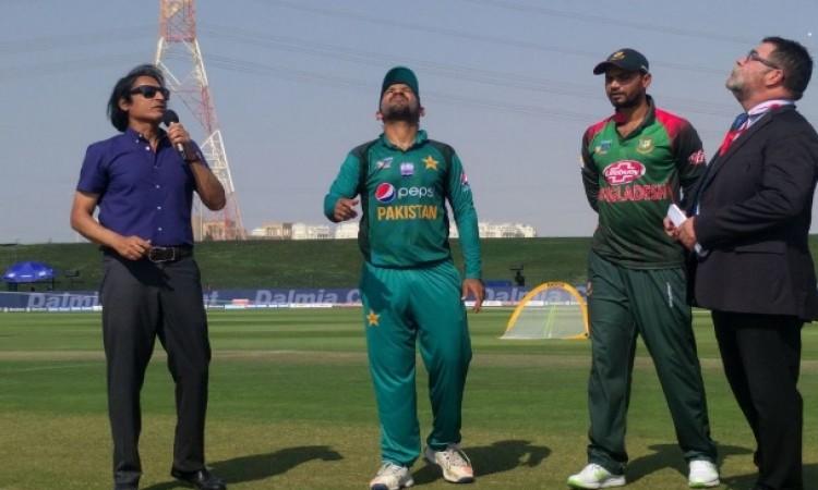 Asia Cup 2018: बांग्लादेश के खिलाफ पाकिस्तान के प्लेइंग XI में बड़ा बदलाव, दिग्गज को किया बाहर Image