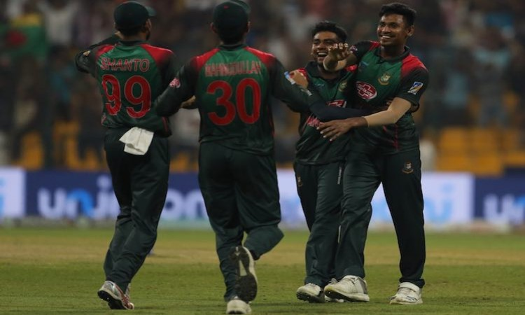 Bangladesh vs Pakistan