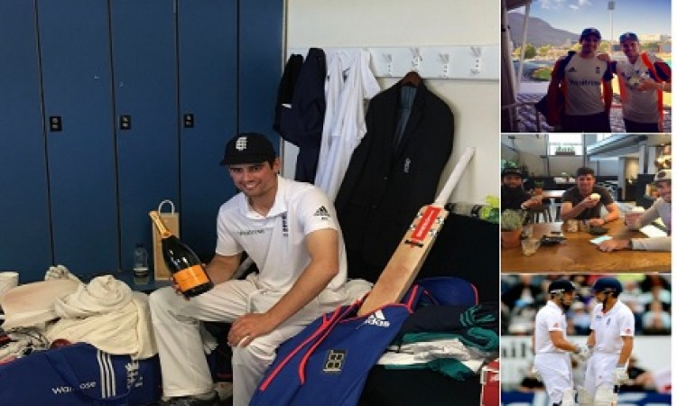 इंग्लैंड टेस्ट क्रिकेट के इतिहास में एलिस्टर कुक ने रचा है ऐतिहासिक कारनामा, जानिए Images