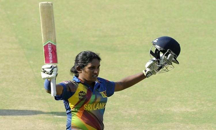 श्रीलंका महिला क्रिकेट टीम
