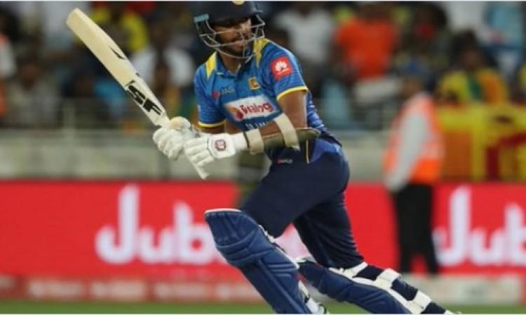 एशिया कप 2018 से बाहर हुए दिनेश चांदीमल, श्रीलंकाई टीम को बड़ा झटका Images