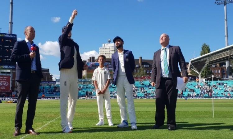 पांचवें टेस्ट में टॉस जीतते ही जो रूट ने टेस्ट क्रिकेट में कप्तान के तौर पर बनाया सबसे अनोखा रिकॉर्ड