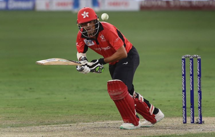 Ehsan Khan (Hong Kong Cricketer) Images
