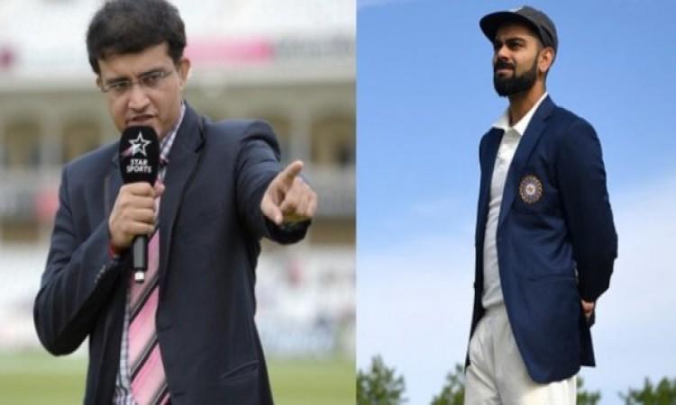 सौरव गांगुली ने खोल दिया पांचवें टेस्ट के लिए भारत की प्लेइंग इलेवन में क्या होेंगे बदलाव, जानिए Ima