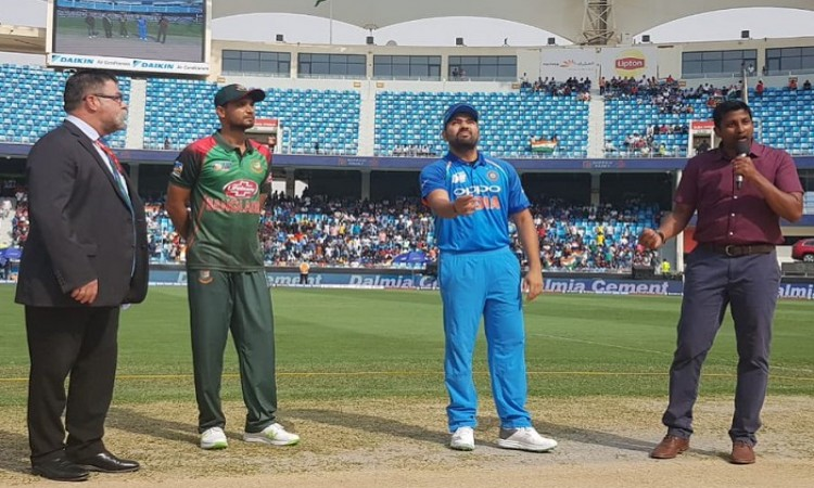 India vs Bangladesh Asia Cup